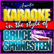 Karaoke - Bruce Springsteen Vol. 2 Songs