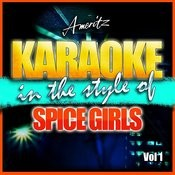 Karaoke - Spice Girls Vol. 1 Songs