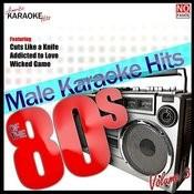 Male Karaoke Hits Of The 80's Vol. 3 Songs