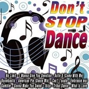 Don't Stop Dance Songs