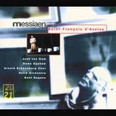Messiaen: Saint Francois D'Assise (4 CDs) Songs