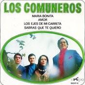 Los Comuneros Del Paraguay Vol. 3 - Ep Songs