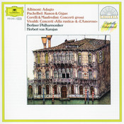 Albinoni: Adagio For Strings And Organ In G Minor Song