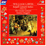 Lawes: Royall Consort Suites Volume 2 Songs