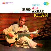 Ustad Ali Akbar Khan - Sarod Songs