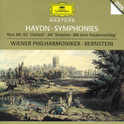 Haydn: Symphonies In G Major, Hob. I: .88, 92 & 94 Songs