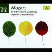 Mozart: Complete Wind Concertos (3 CD's) Songs
