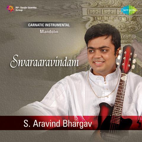 Swaraaravindam S Aravind Bhargav Mandolin