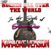 Rockin All Over The World (In The Style Of Status Quo) [Karaoke Version] - Single Songs