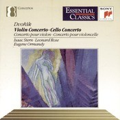 Dvork: Cello Concerto; Violin Concerto Songs