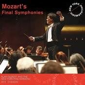 Mozart's Final Symphonies Songs