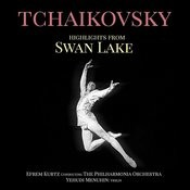 Tchaikovsky: Highlights From Swan Lake Songs