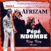 Les Plus Grands Succès De L'orchestre Afrizam, Vol. 3 Songs