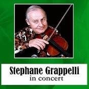 Stéphane Grappelli In Concert Songs