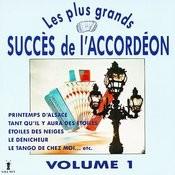 Les Plus Grands Succès De L'accordéon Vol. 1 Songs