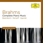 Brahms: Complete Piano Music Songs