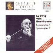 Beethoven: Symphonies No. 1 & 2 Songs