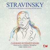 Stravinsky: Concerto For Piano And Wind Instruments (Digitally Remastered) Songs