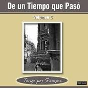 De Un Tiempo Que Pasó, Vol. 5 Songs