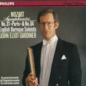 Mozart: Symphonies Nos.31 & 34 Songs
