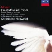 Mozart: Mass in C Minor Songs