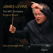 James Levine - Live At Carnegie Hall Songs