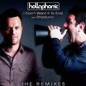 I Don't Want It To End The Remixes Songs