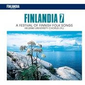 Finlandia 7 (- A festival of Finnish folk songs) Songs