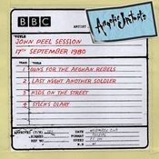 John Peel session 17th September 1980 Songs