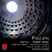 Poulenc Gloria Stabat Mater Songs