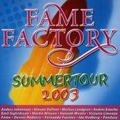 Fame Factory Summertour Songs