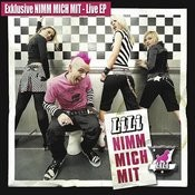 Nimm Mich Mit (4-Track Single/Live) Songs