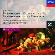Bach J S Brandenburg Concertos Etc Songs