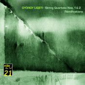 Ligeti Chamber Concerto Ramifications String Quartet No 2 Aventures Songs