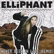 Never Been In Love (Remixes) Songs