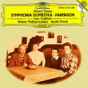 R Strauss Symphonia Domestica Op 53 Parergon Zur Symphonia Domestica Op 73 Songs
