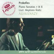Prokofiev Piano Sonatas Nos 7 Songs