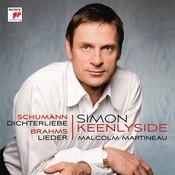 Schumann: Dichterliebe; Brahms: Lieder Songs