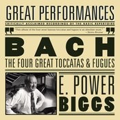 Bach: The Four Great Toccatas And Fugues  - The Four Antiphonal Organs Of The Cathedral Of Freiburg Played Simultaneously By E. Power Biggs Songs
