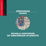 The Ecclesiastical Year In Gregorian Chant Songs