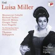 Verdi: Luisa Miller (Metropolitan Opera) Songs