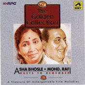 The Golden Collection Asha Bhosle Mohd Rafi Songs