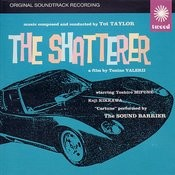 The Shatterer: Original Soundtrack Recording Songs