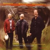 Concertos: Bassett, Bolcom, Daugherty Songs