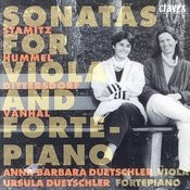 Sonatas For Viola & Fortepiano Songs