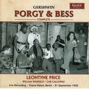 Porgy & Bess By George Gershwin Songs