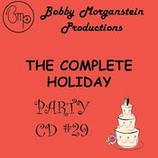 The Complete Holiday Party Dance CD Songs
