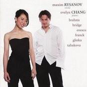 Brahms, Bridge, Enescu, Franck, Glinka & Tabakova Songs