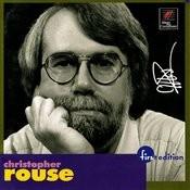 Rouse: Symphony No. 1 & Phantasmata Songs