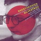 Shostakovich-Silvestrov Songs